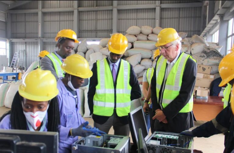 70 Young Rwandans Graduate from Enviroserve Rwanda E-waste Management Training